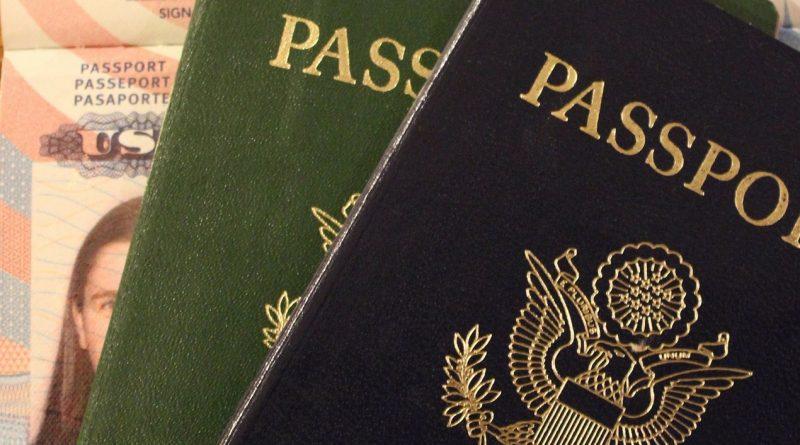 Paspoorten afbeelding
