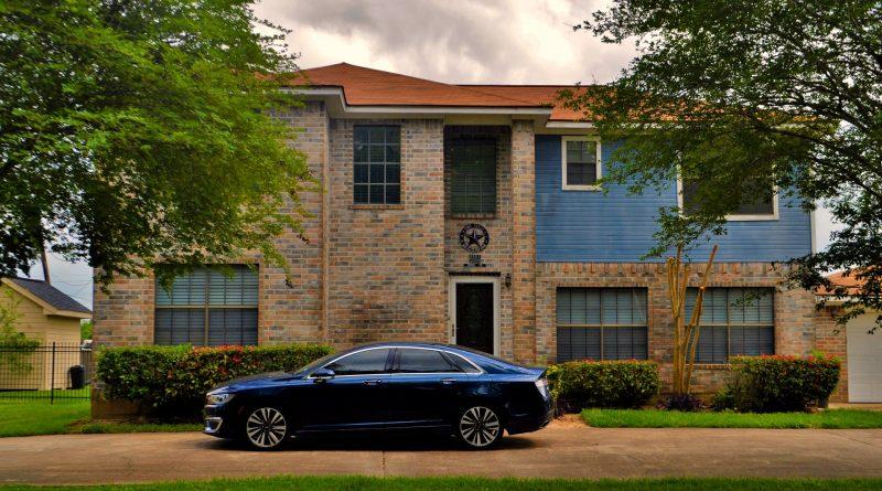 Auto leasen voor een huis
