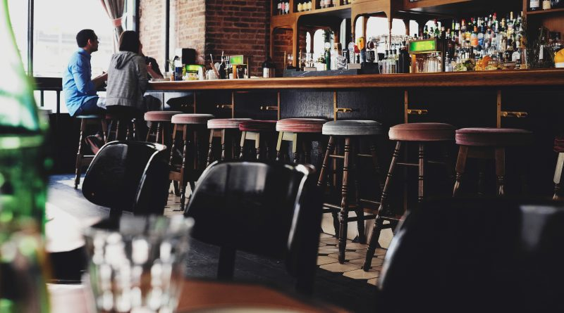 Bar inrichten