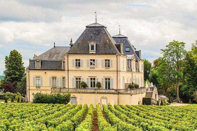 kasteel huren Bourgogne
