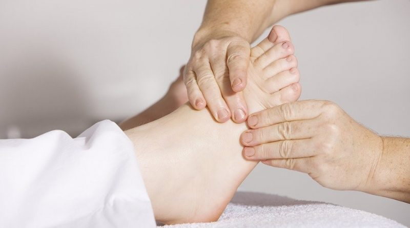 Pedicure voetmassage Ommen