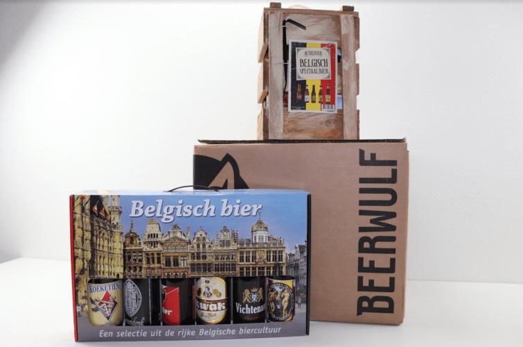 Foto bierpakket